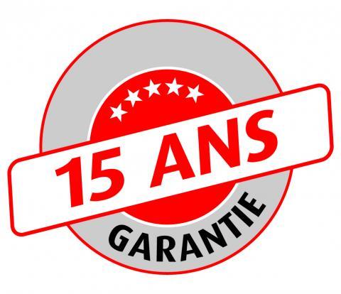 Garantie 15ans