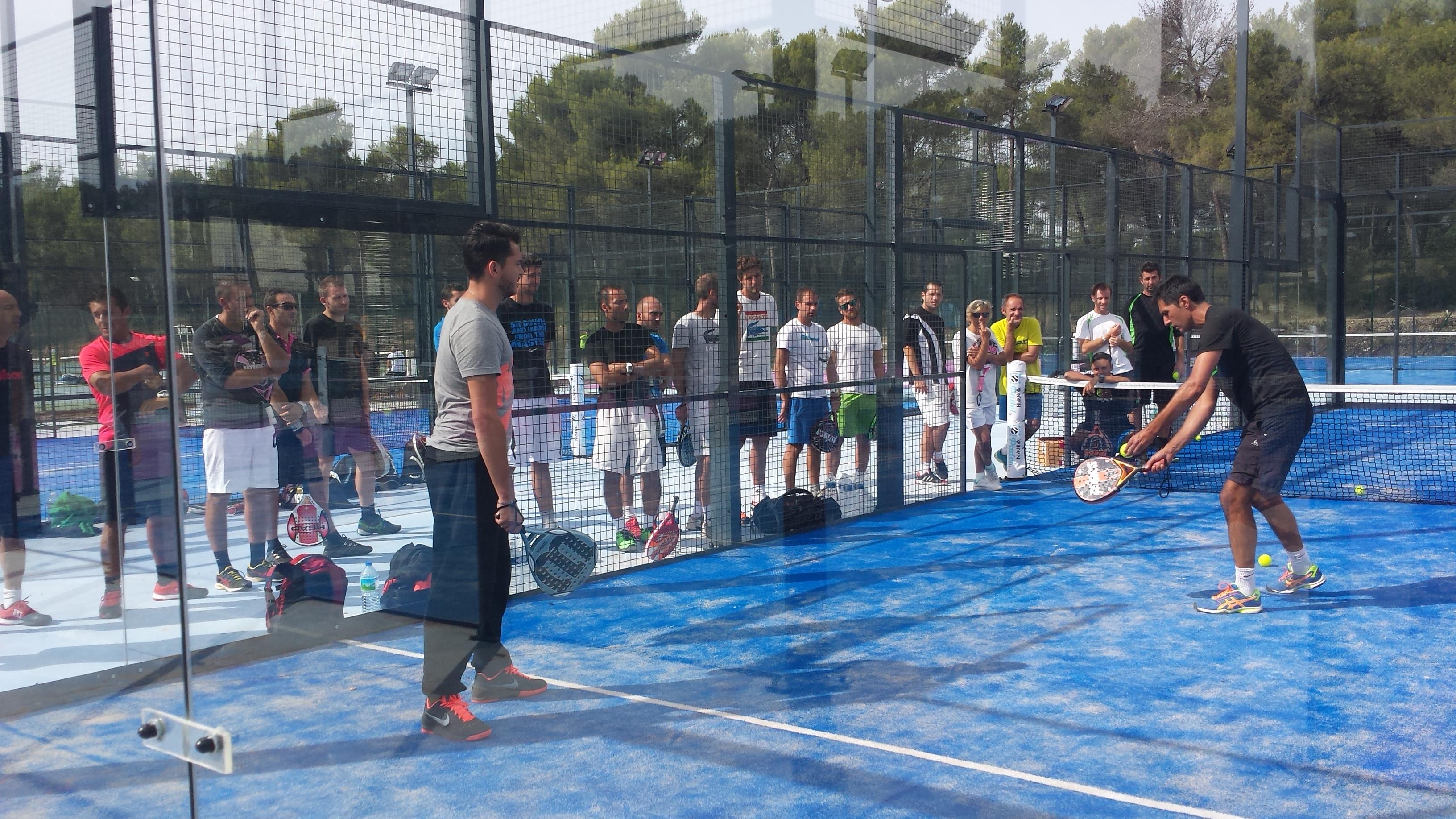 Formation des DE Tennis au Padel