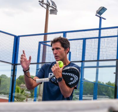 Jérôme Schaeffer - Padel Coach